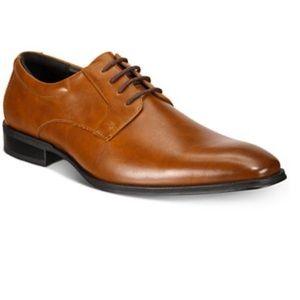 ALFANI Men's Size 8 Brown Dress Shoes